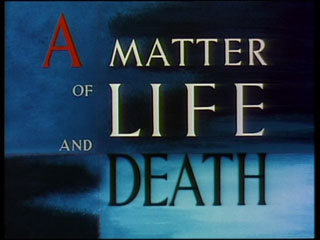 A matter of life and death movie title