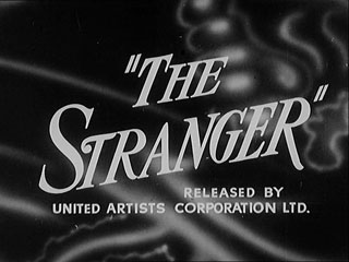 The stranger trailer title