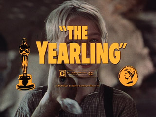The yearling trailer title