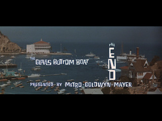 The glass bottom boat movie title