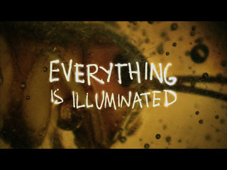Everything is illuminated title sequence