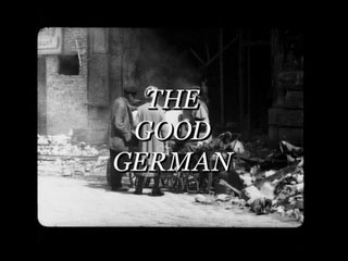 The good German 2006 movie title