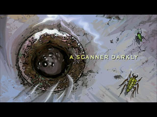 A scanner darkly movie title